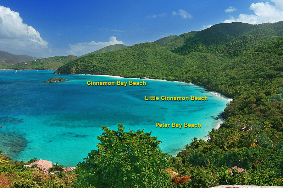 Private Peter Bay Beach Suite St John Ultra Luxury Villas Estate